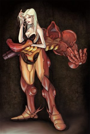 ... ever since the day you could get Samus Aran out of her suit depending on ...